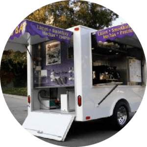 espresso truck for sale