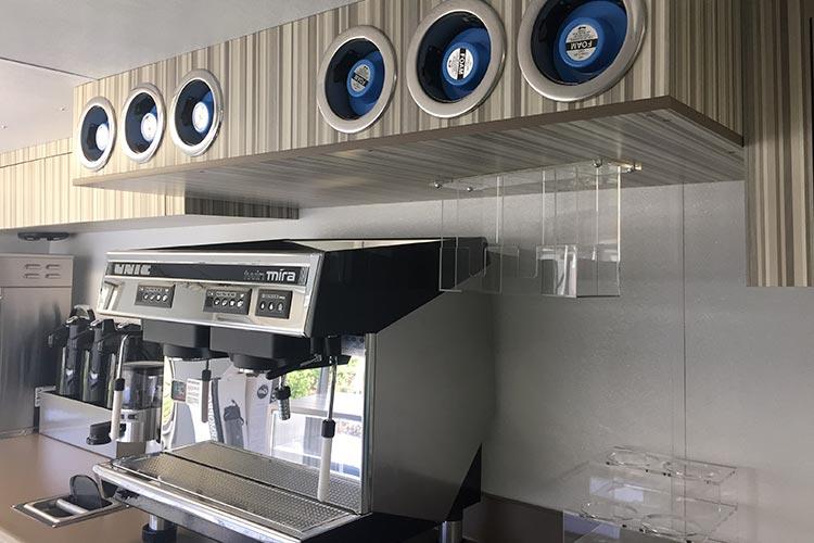 The Original Seattle Coffee Company - Interior